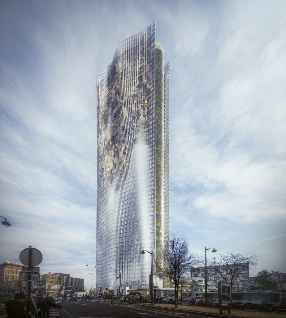 projet urbanisme paris